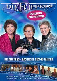 Cover Die Flippers - Die Flippers - Das Beste aus 40 Jahren [DVD]